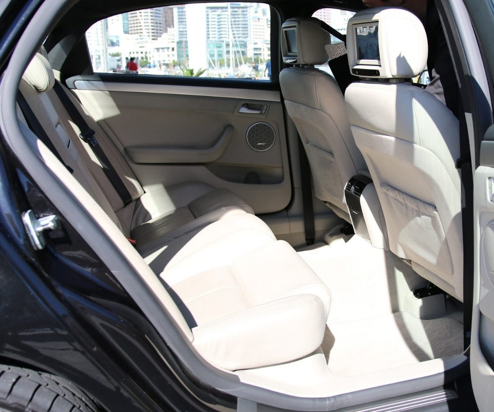 Copy of Holden Caprice Executive Sedan