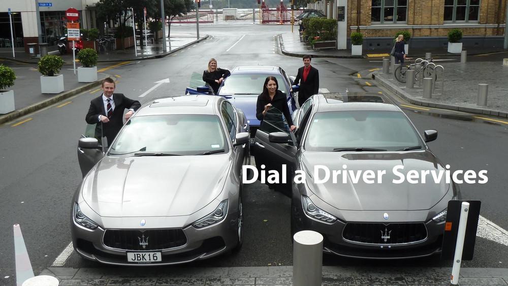 Dial a driver
