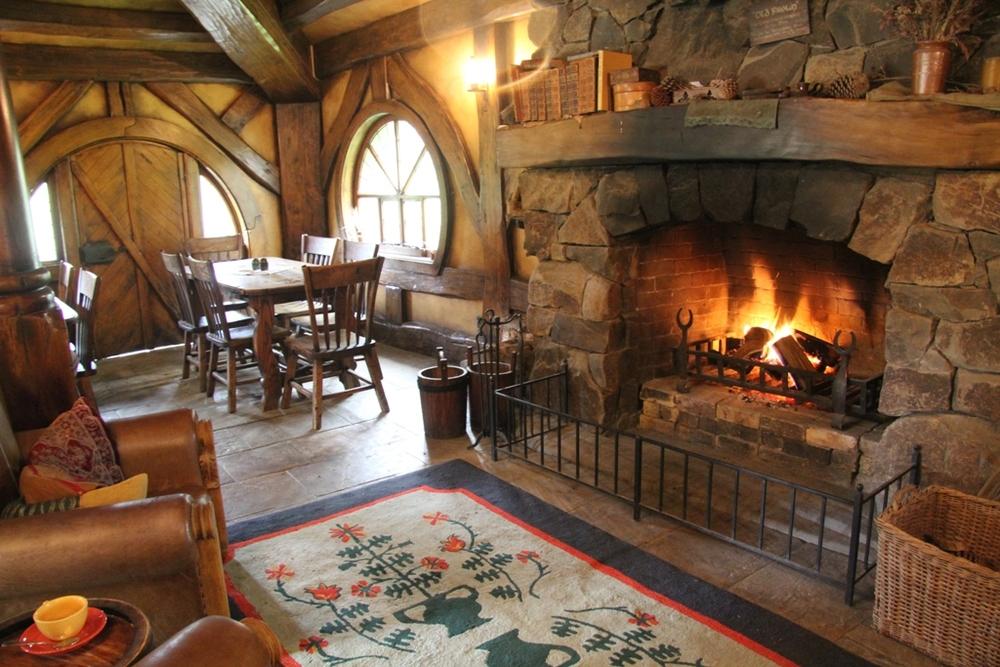 Hobbiton Green Dragon Inn