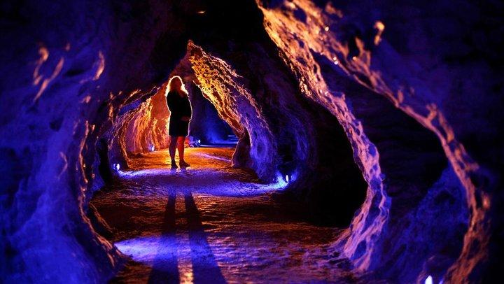 Waitomo Ruakuri Cave