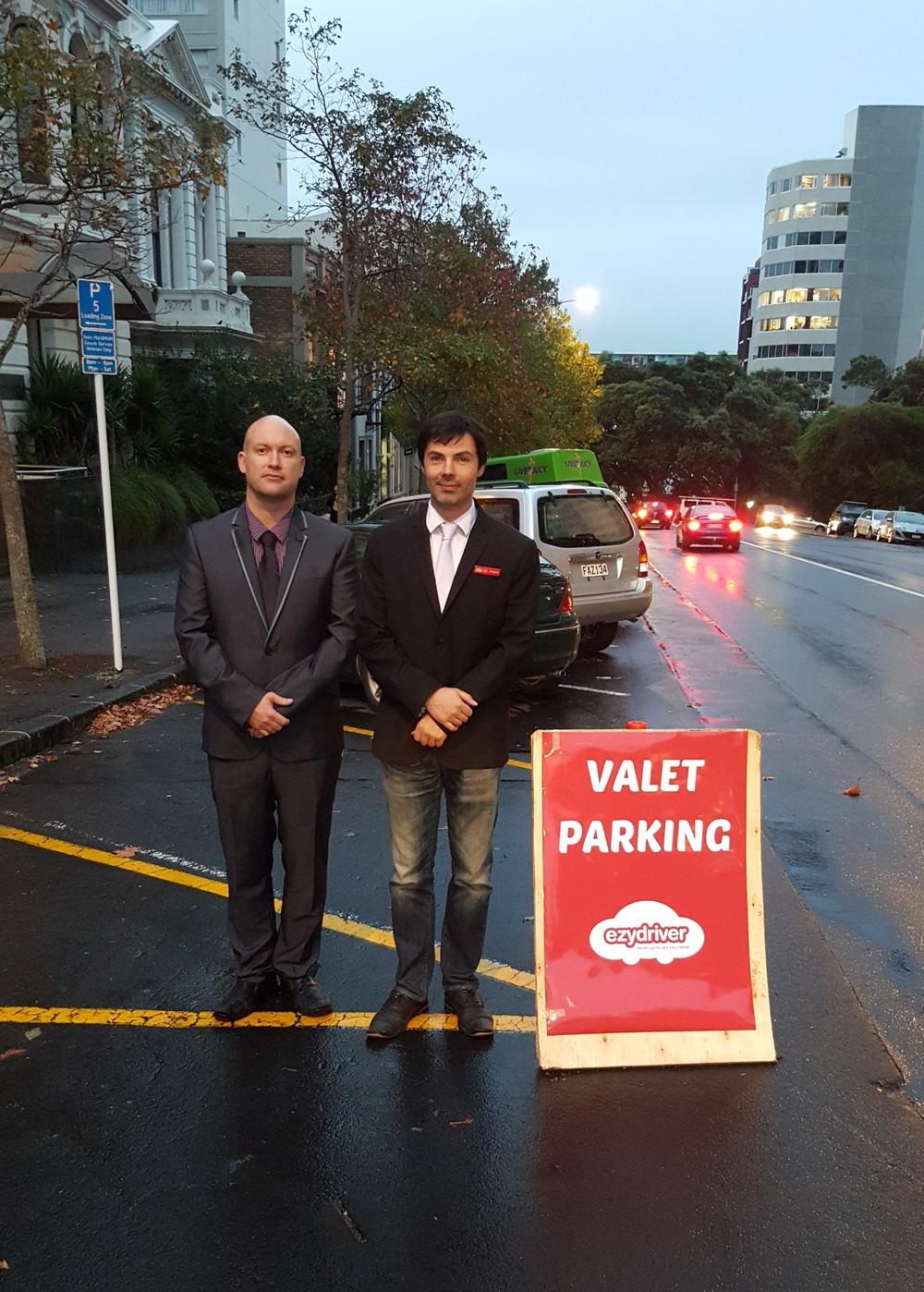 corporate valet service ezy driver valet concierge service