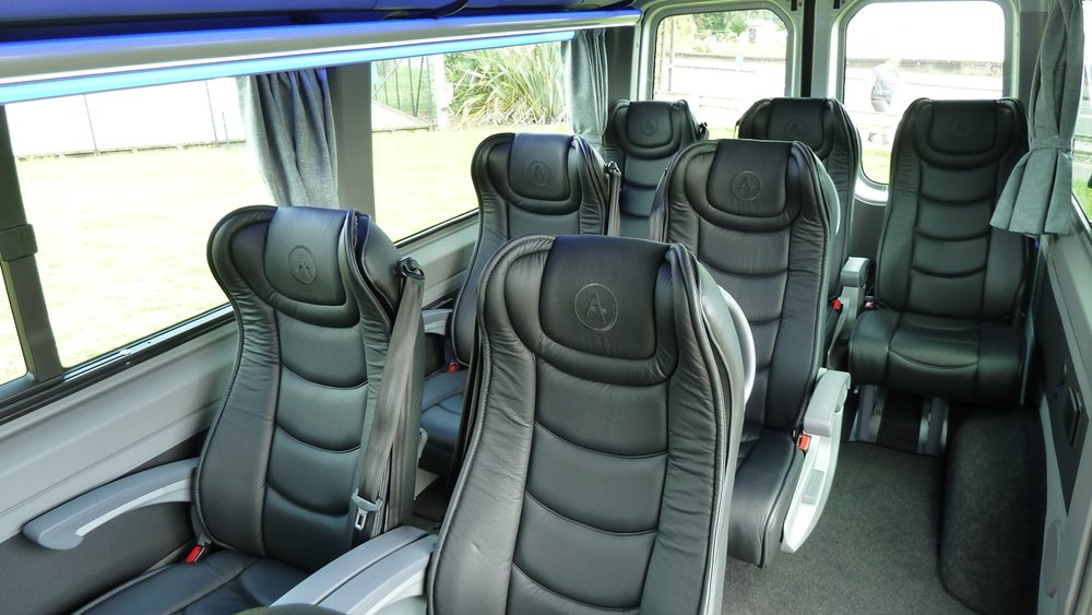 Copy of Mercedes Sprinter 8 Passenger Minivan