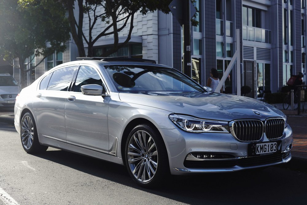 Copy of BMW 7 Series