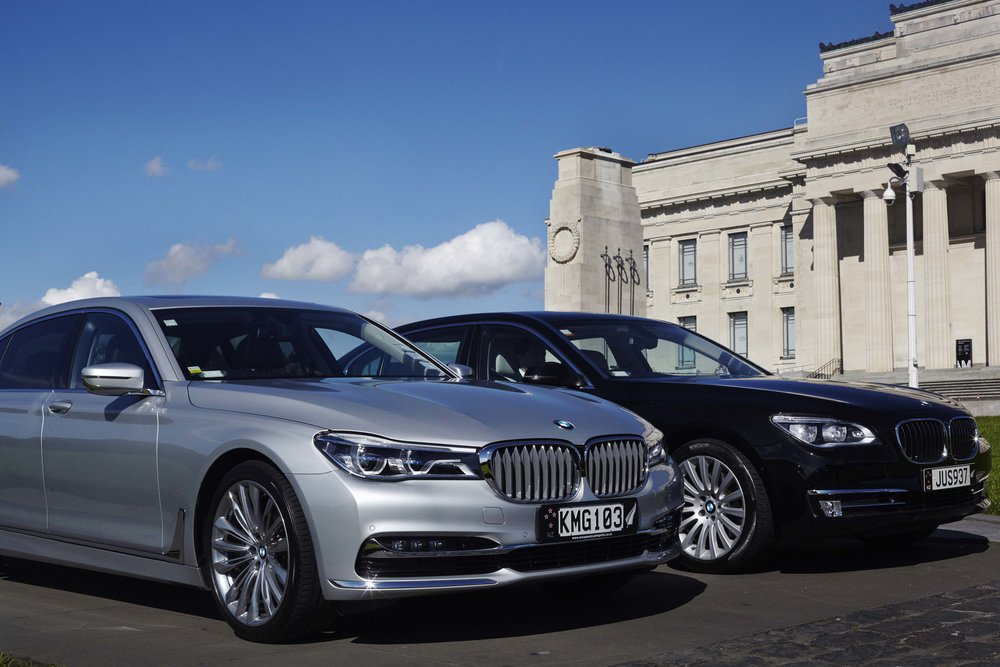 BMW 7 Series VIP Class Sedan