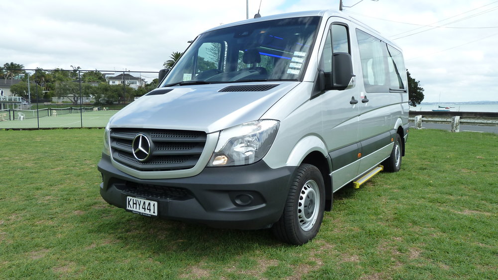 Mercedes Sprinter 8 Passenger Business Class Minivan