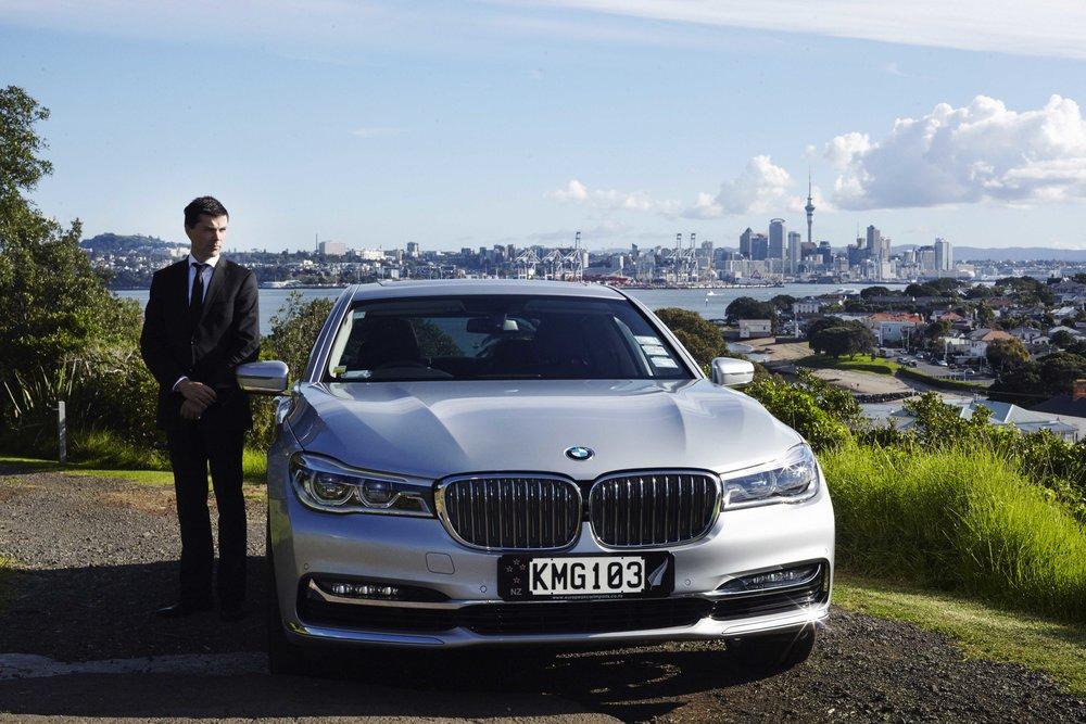 BMW 7 Series VIP Sedan