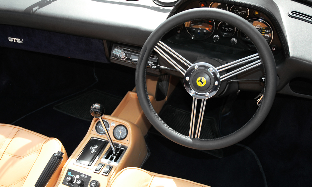 Our Lambda wheel as fitted to a 1981 Ferrari 308