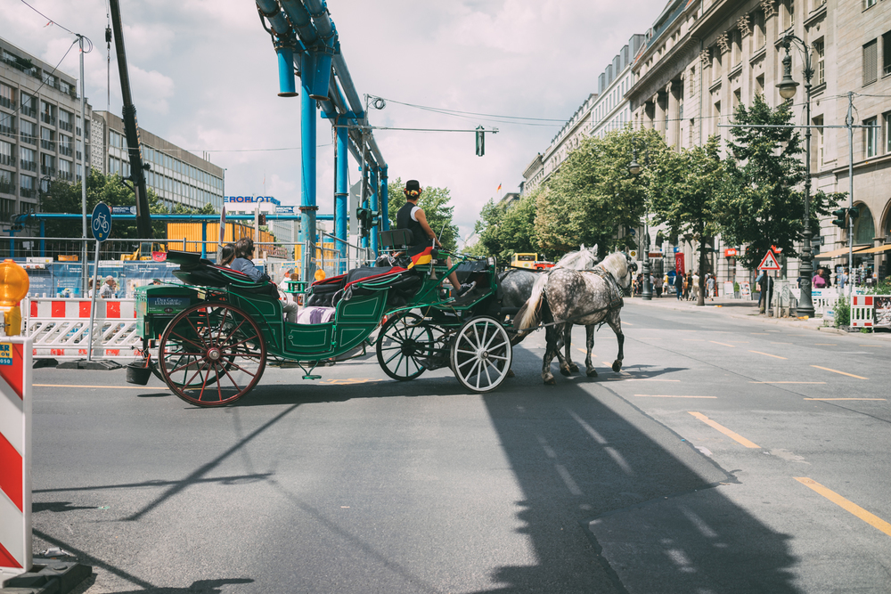 Modern German transportation