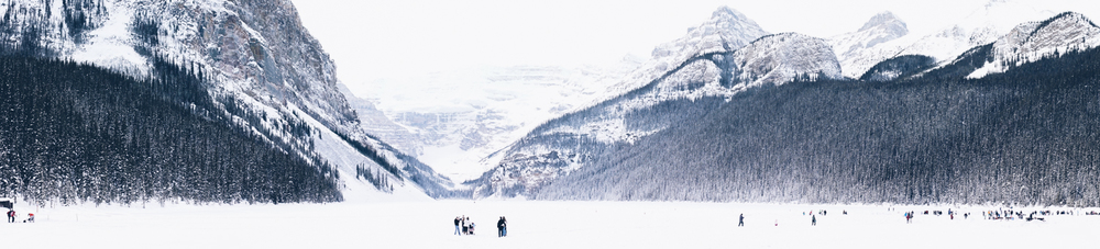 Lake Louise Panorama with A7r