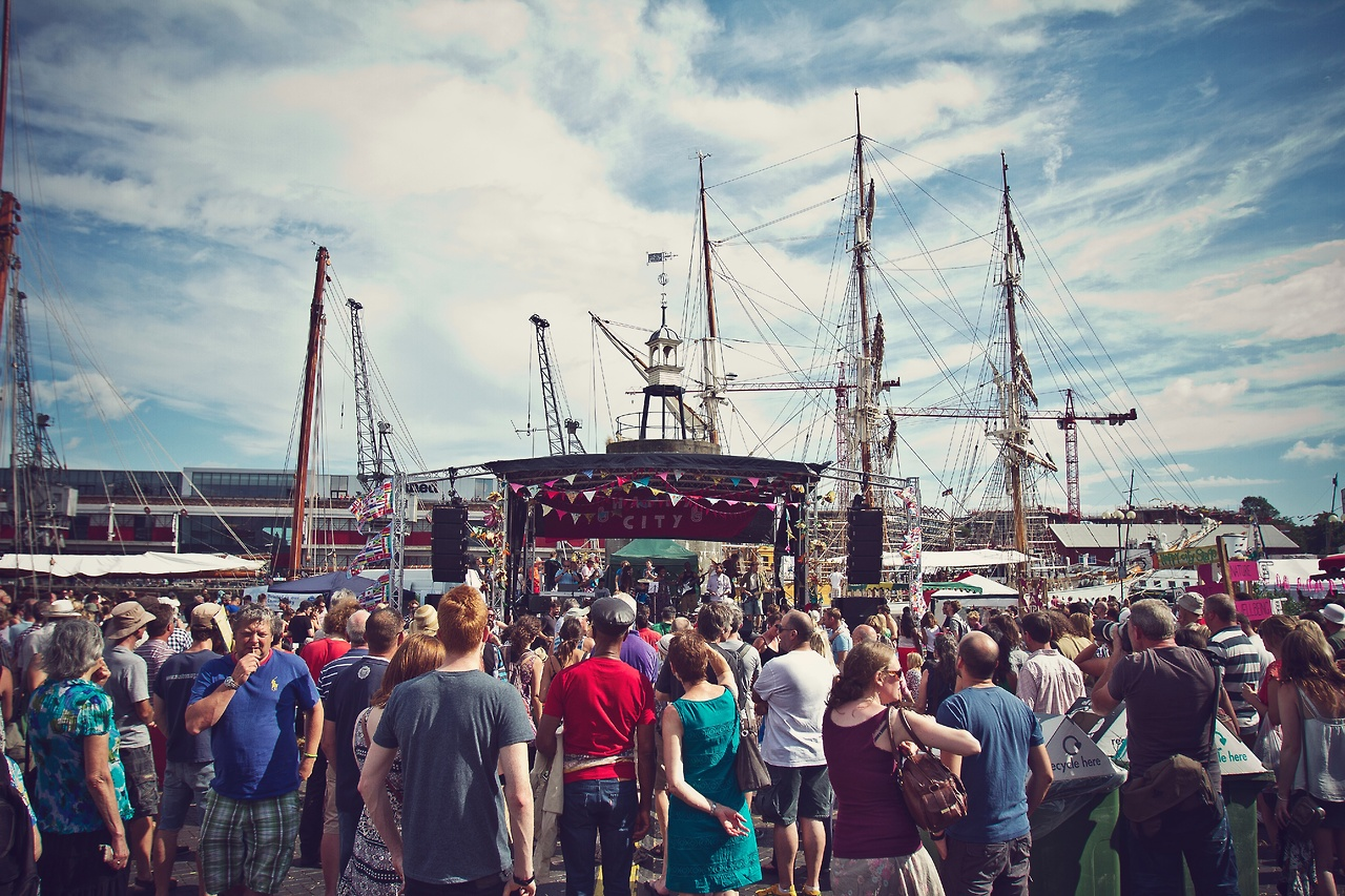 Image result for harbour festival bristol