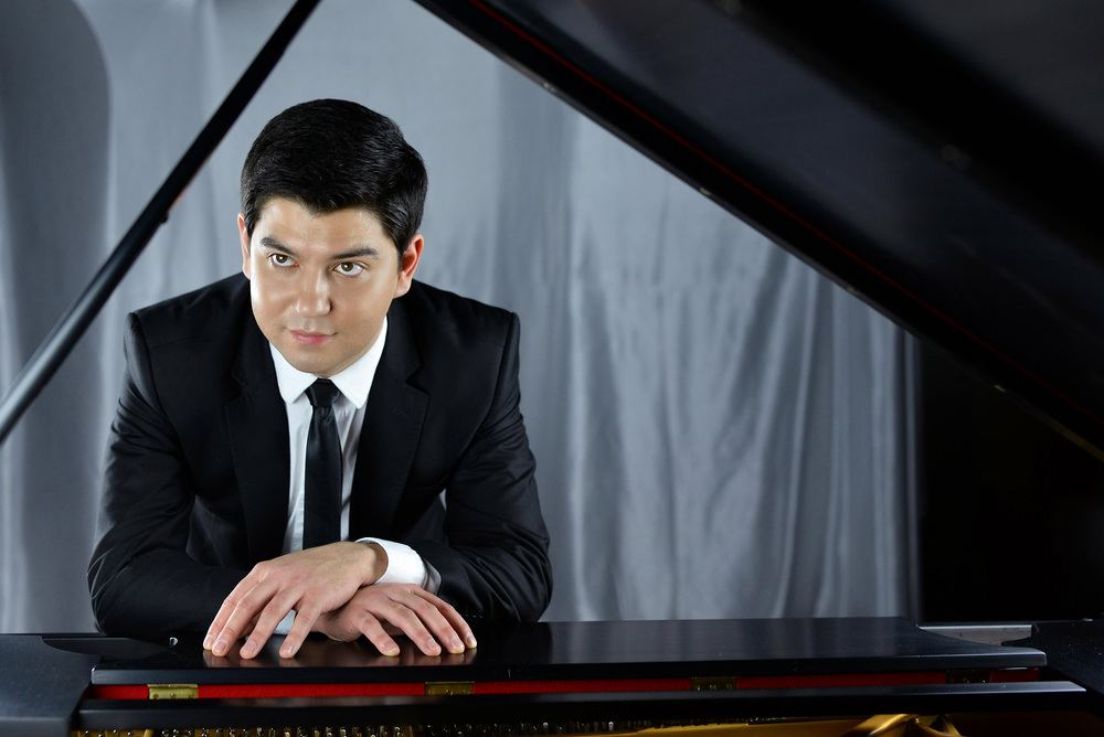 BEZHOD ABDURAIMOV, piano     SOLD OUT!                    SAT, OCT 29