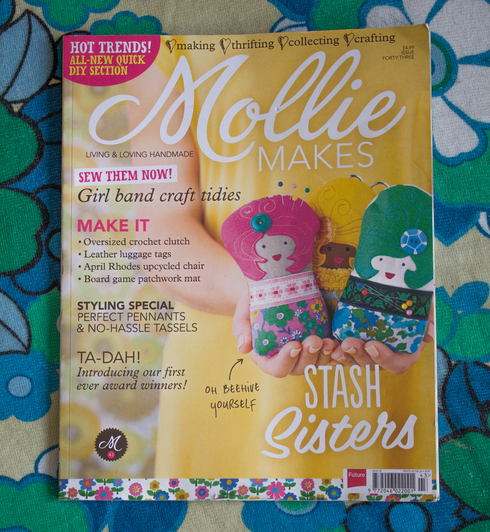 Mollie Makes issue 43