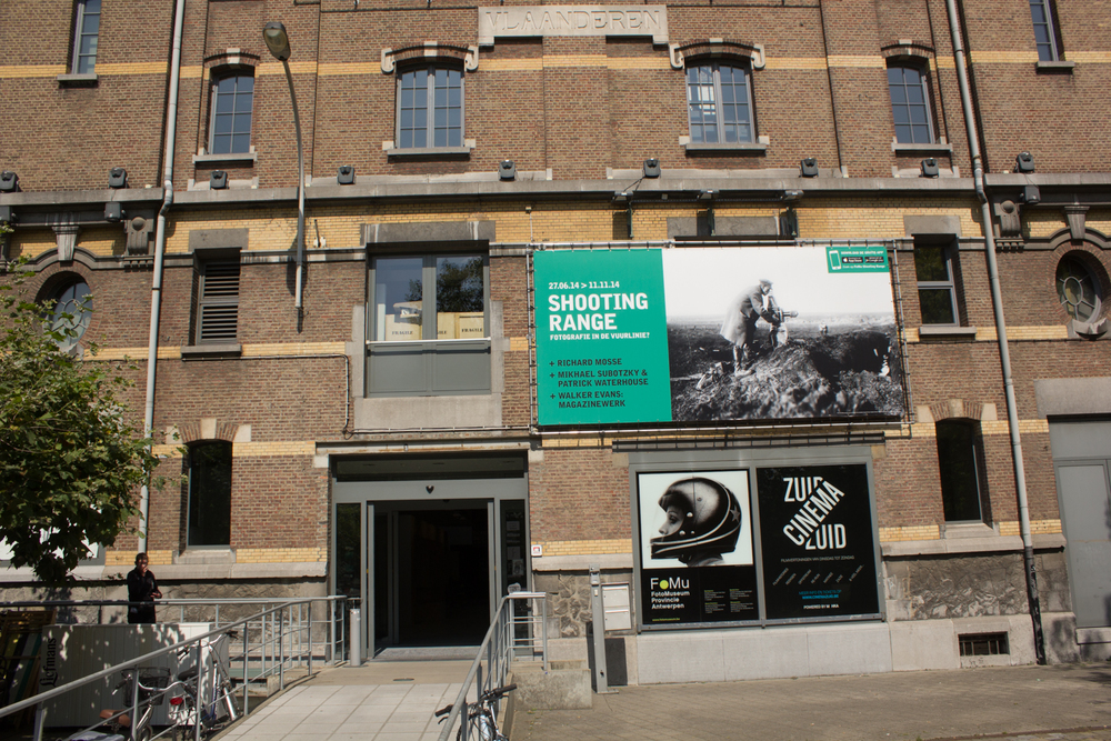 Photography museum Antwerp