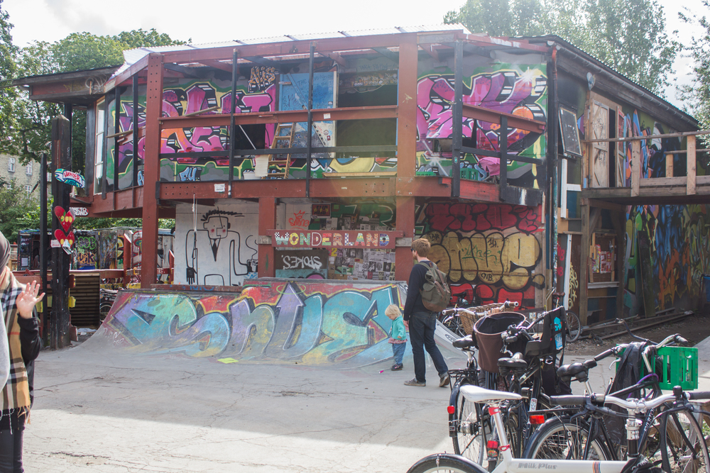 Christiania, Copenhagen. | Seeds and Stitches blog