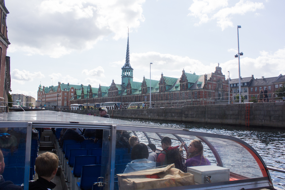 Netto boat trip, Copenhagen | Seeds and Stitches blog