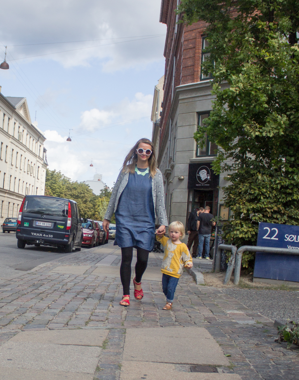 walking in Copenhagen | Seeds and Stitches blog