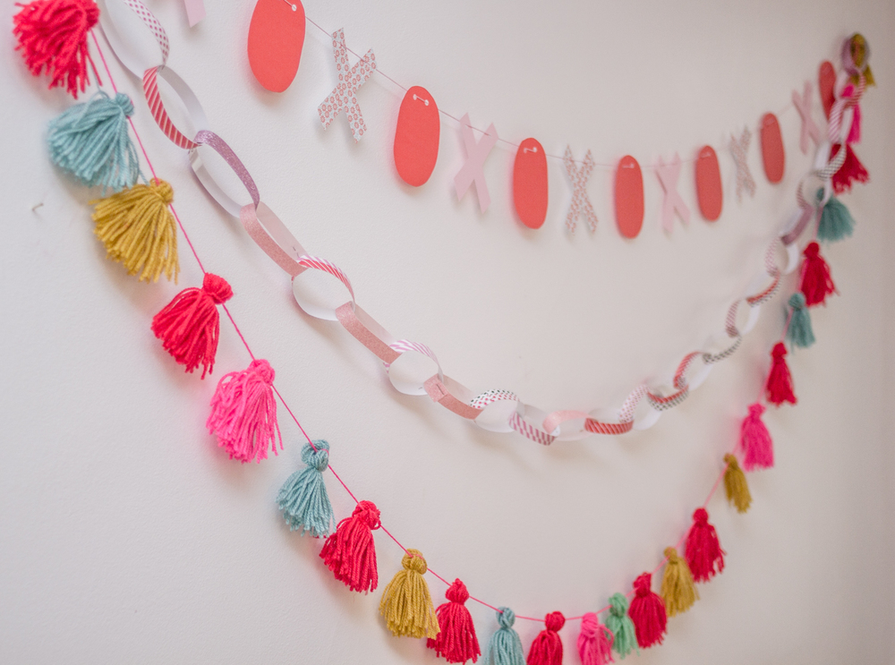 Easy Galentines/Valentines decoration ideas | Seeds and Stitches blog