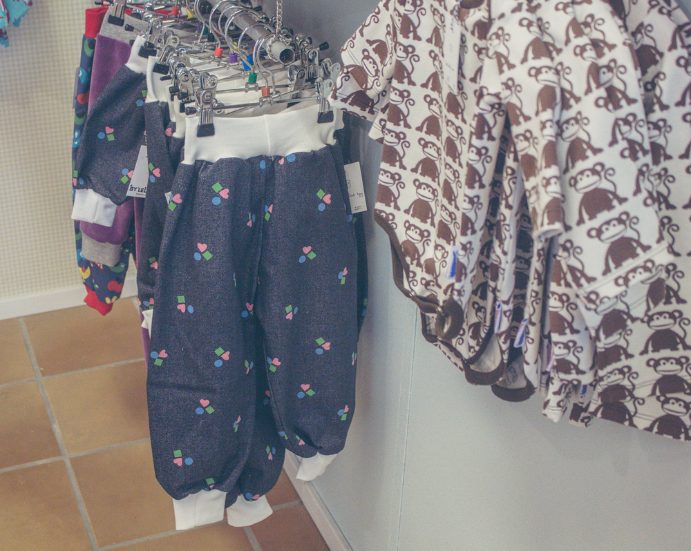 Unisex kids clothes shop, Gothenburg | Seeds and Stitches