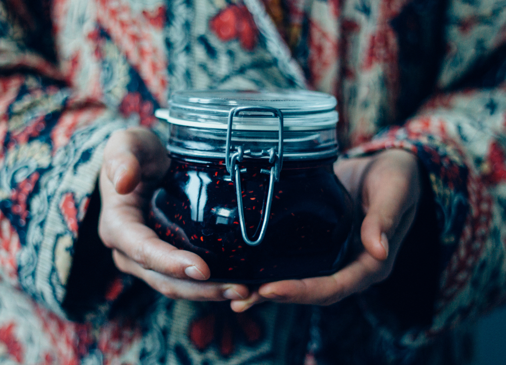 Jam Making | Seeds and Stitches blog