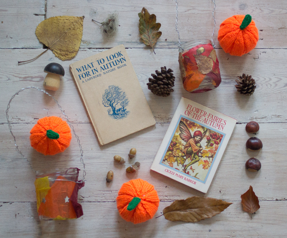Autumn with kids | Seeds and stitches blog