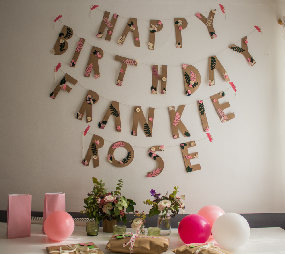 Happy Birthday! | Seeds and Stitches blog