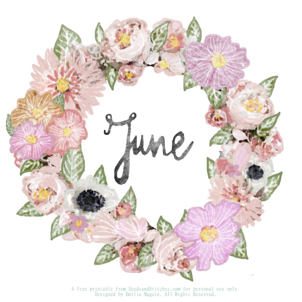 June by Emilie Maguin