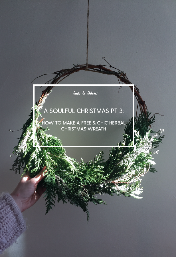 How+To+Make+A+Free+Christmas+Wreath