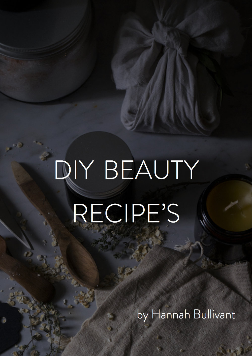 If you would like my DIY Beauty recipes, sign up below!