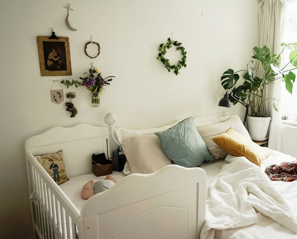 Simple summer interiors ideas | Seeds and Stitches blog
