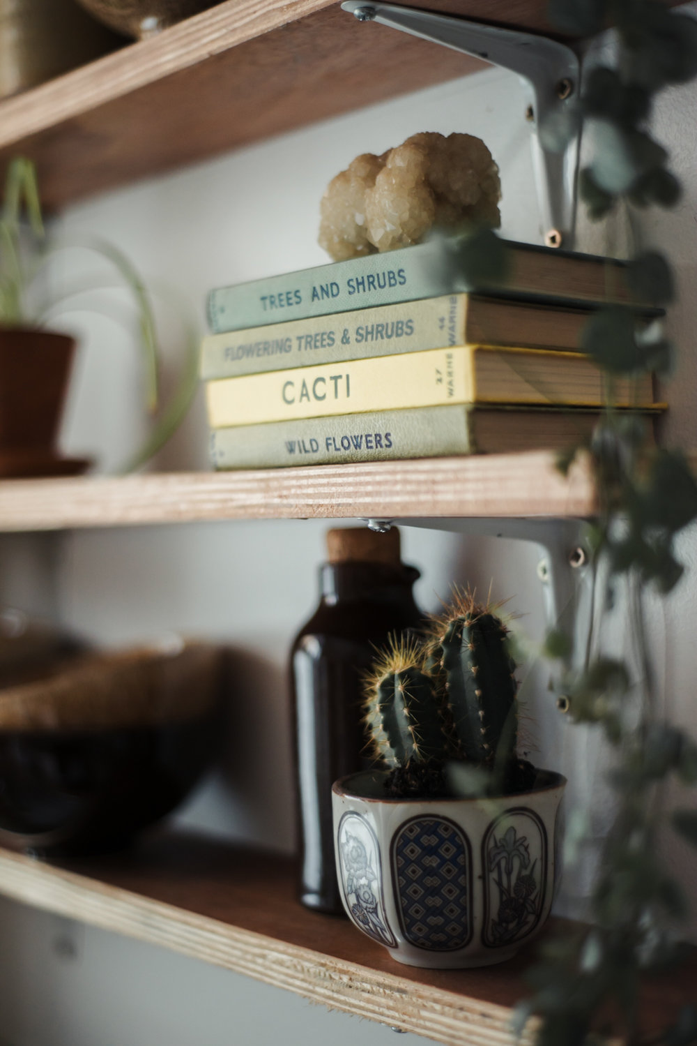 How to style the perfect shelfie| Hannah Bullivant
