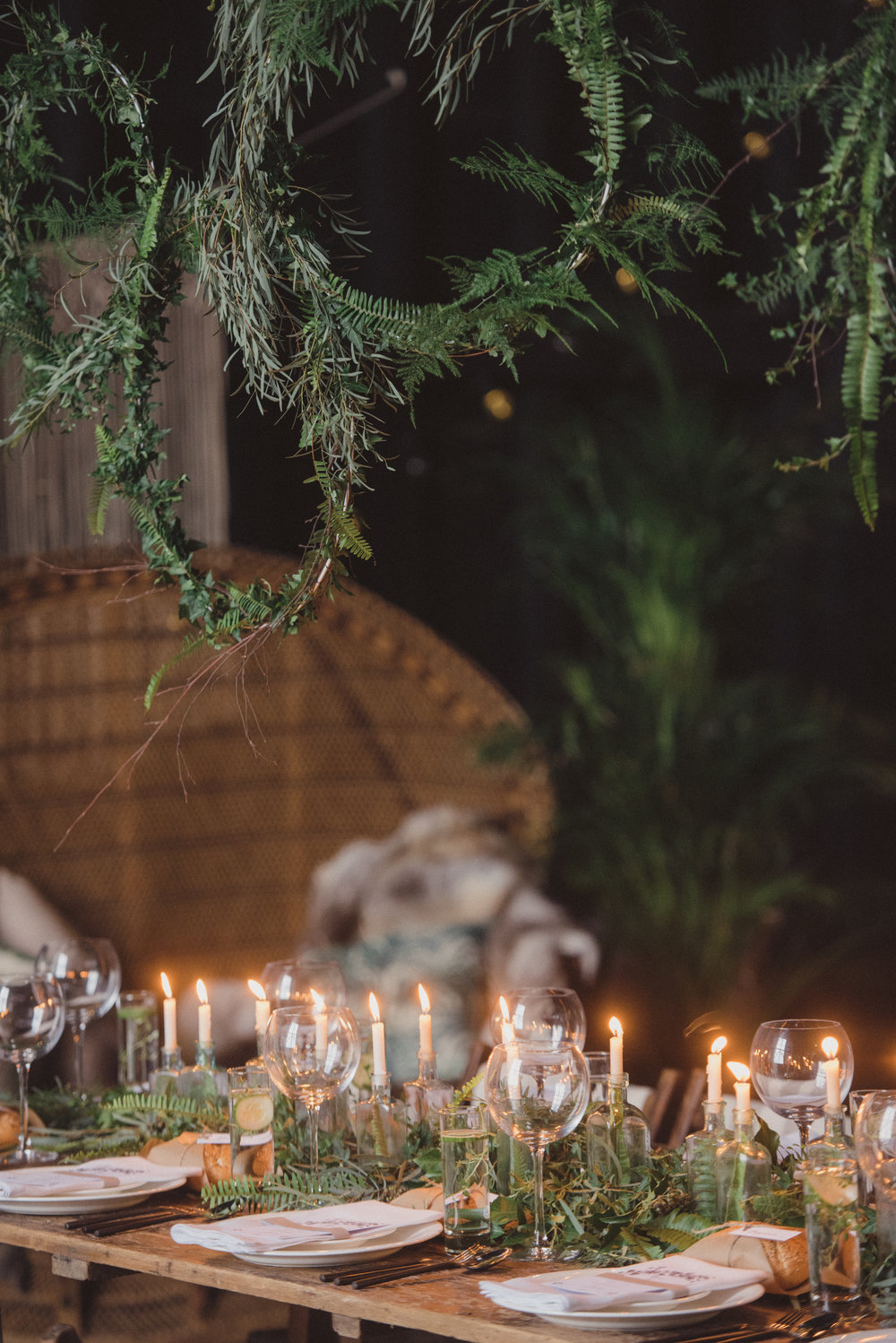 Winter Wedding styled shoot | Hannah Bullivant