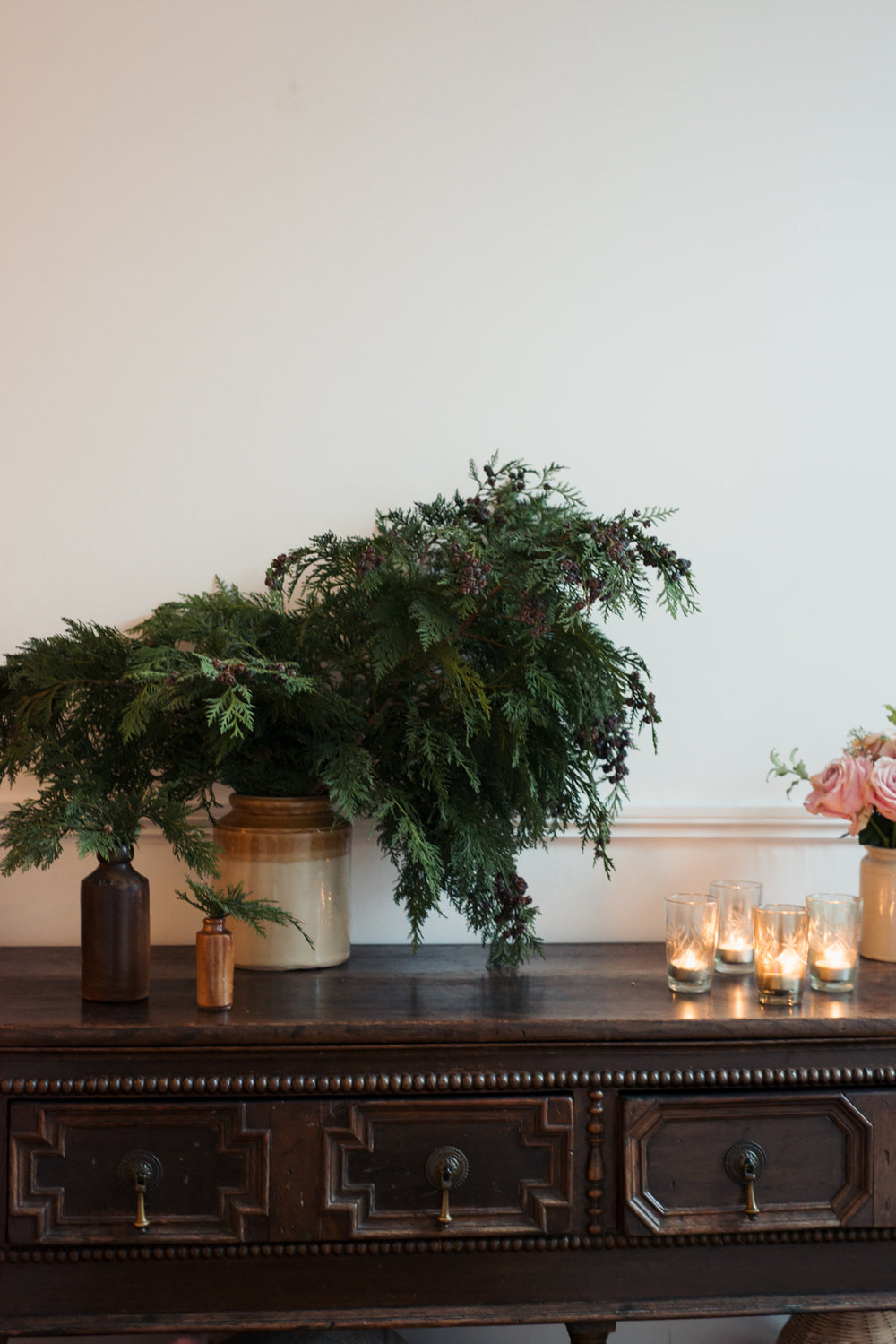 January decorations | Hannah Bullivant