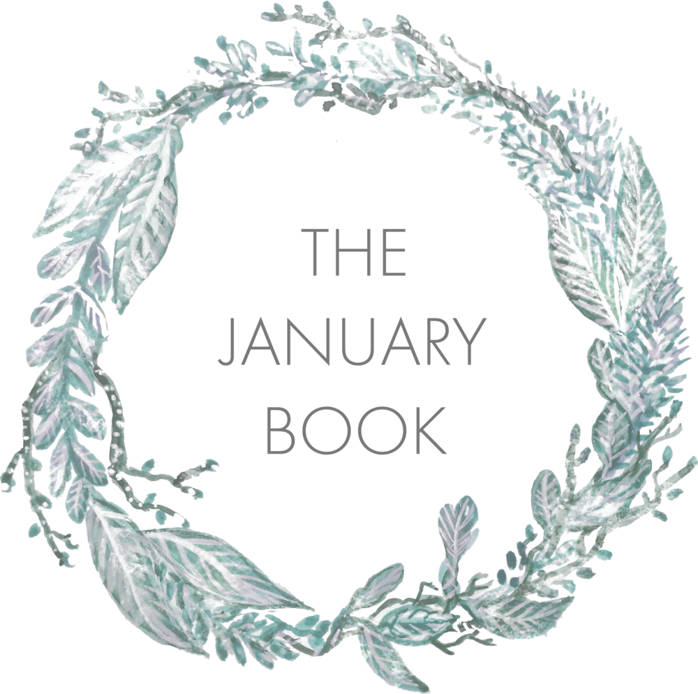 The January Book Free printable | Hannah Bullivant