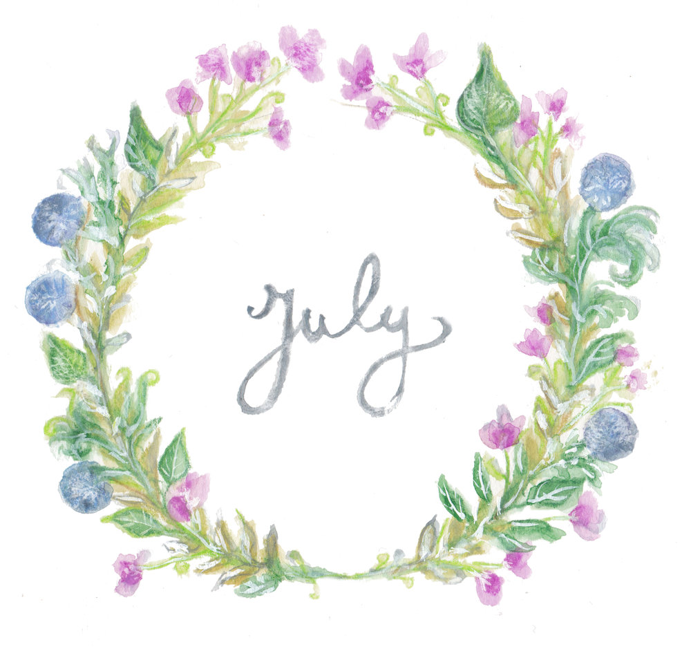 July by Emilie Maguin