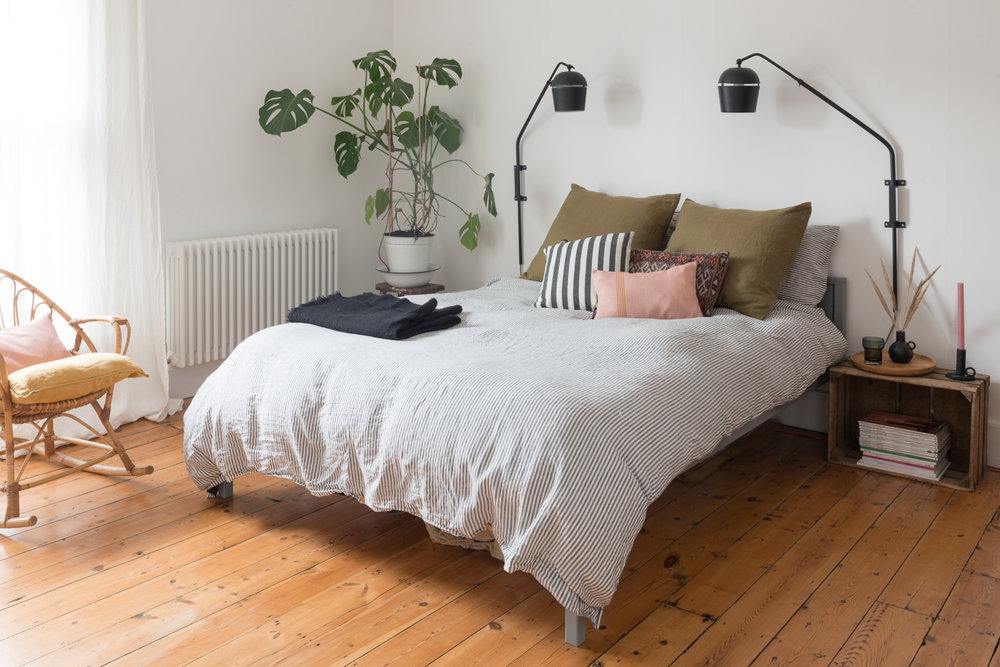 A bedroom refresh with Eve sleep | Hannah Bullivant
