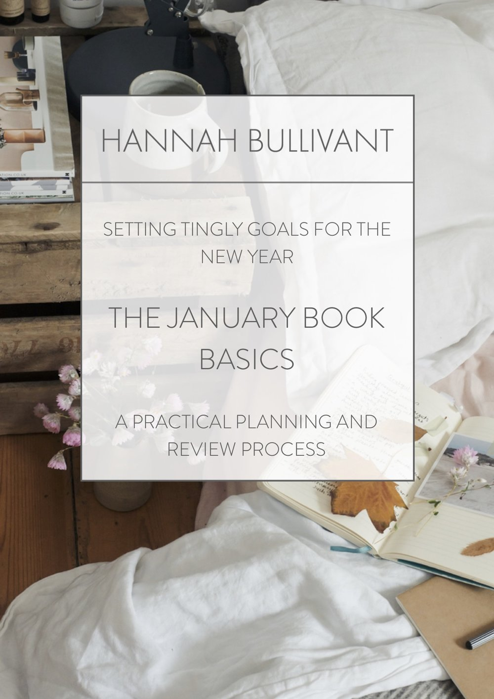 The January Book Basics | Hannahbullivant.com