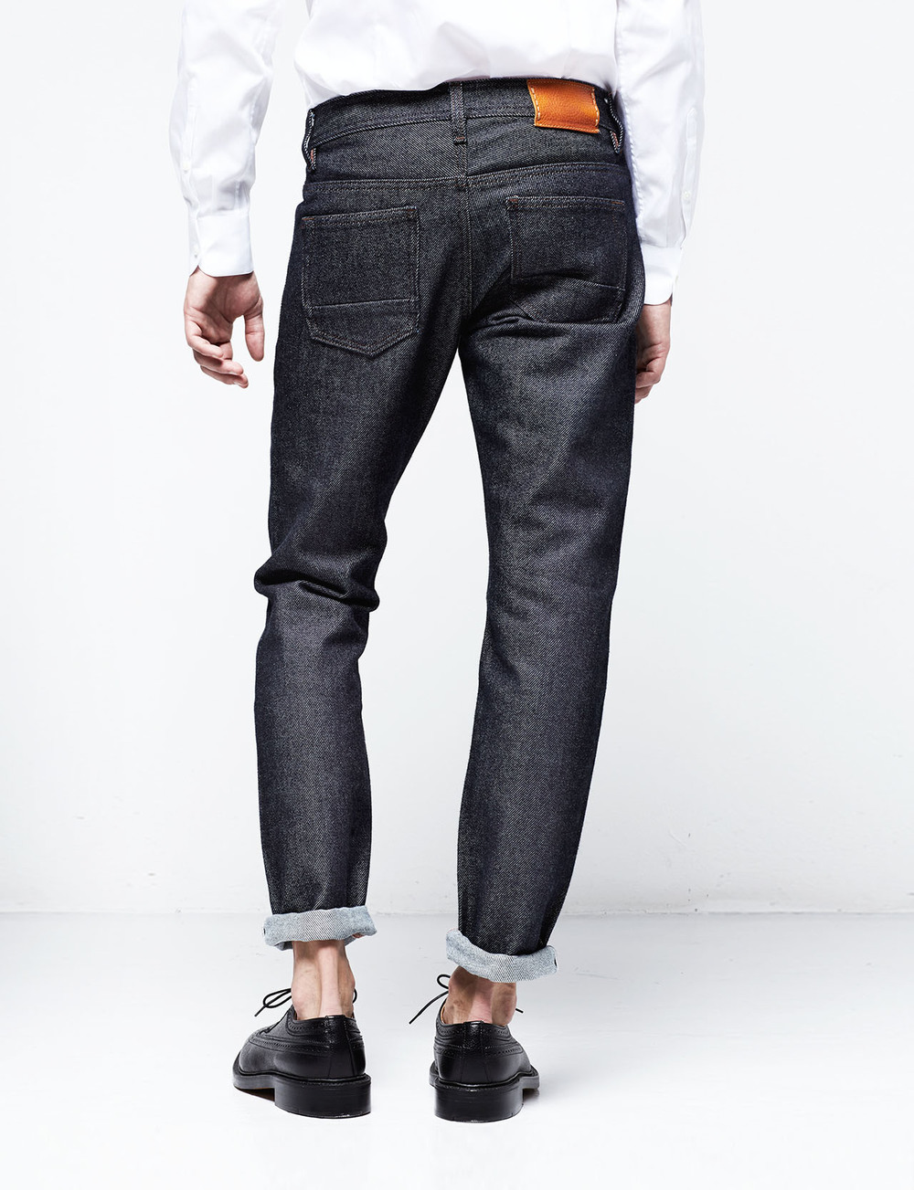 Olaf Hussein Heavy Weight Selvedge back.jpg