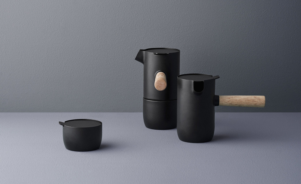 Collar Stelton Coffee Set