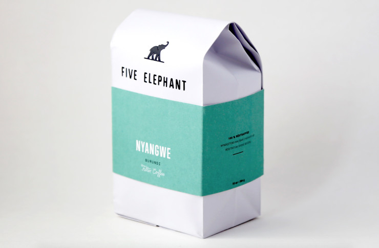 Five Elephant Coffee Berlin