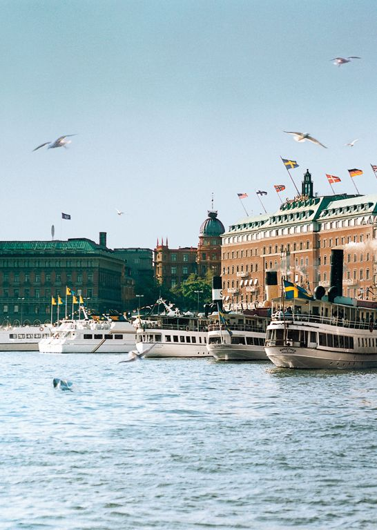 5 Things You Must Do in Stockholm - via Condé Nast Traveler