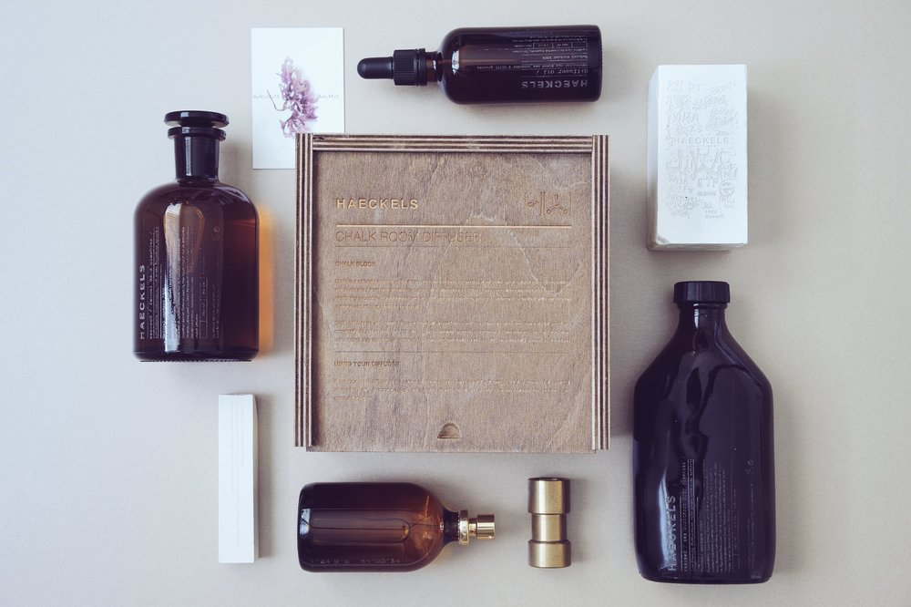 HAECKELS – Natural Fragrances and Seawead Skincare