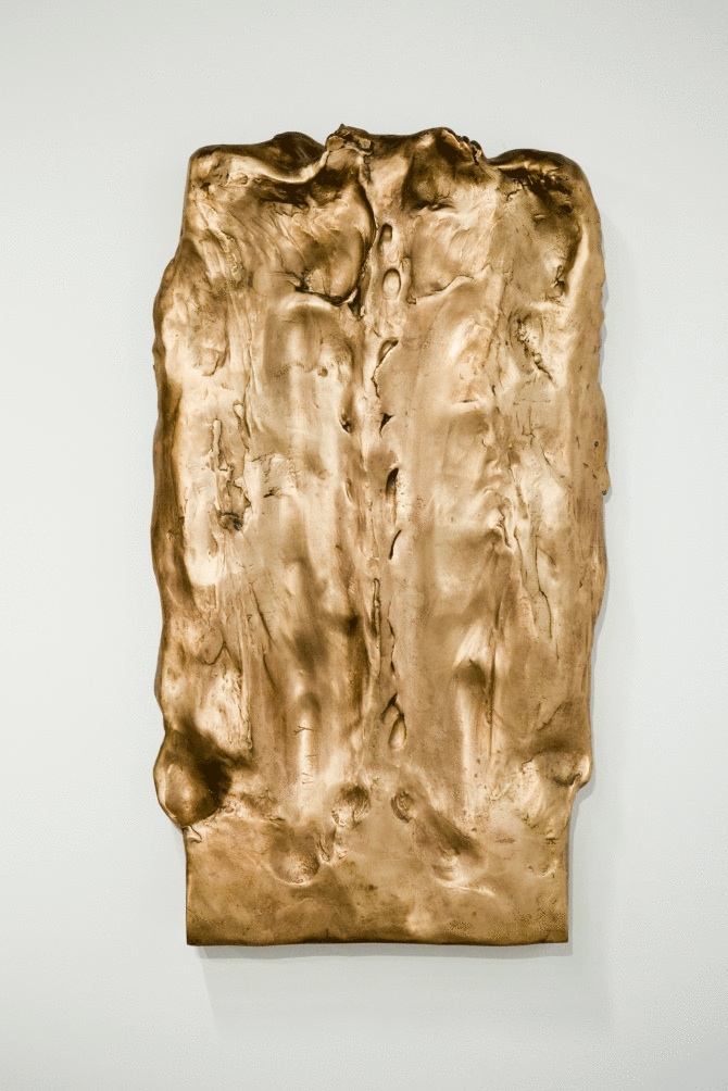 Camille Henrot -Sculptures Massées (2011)