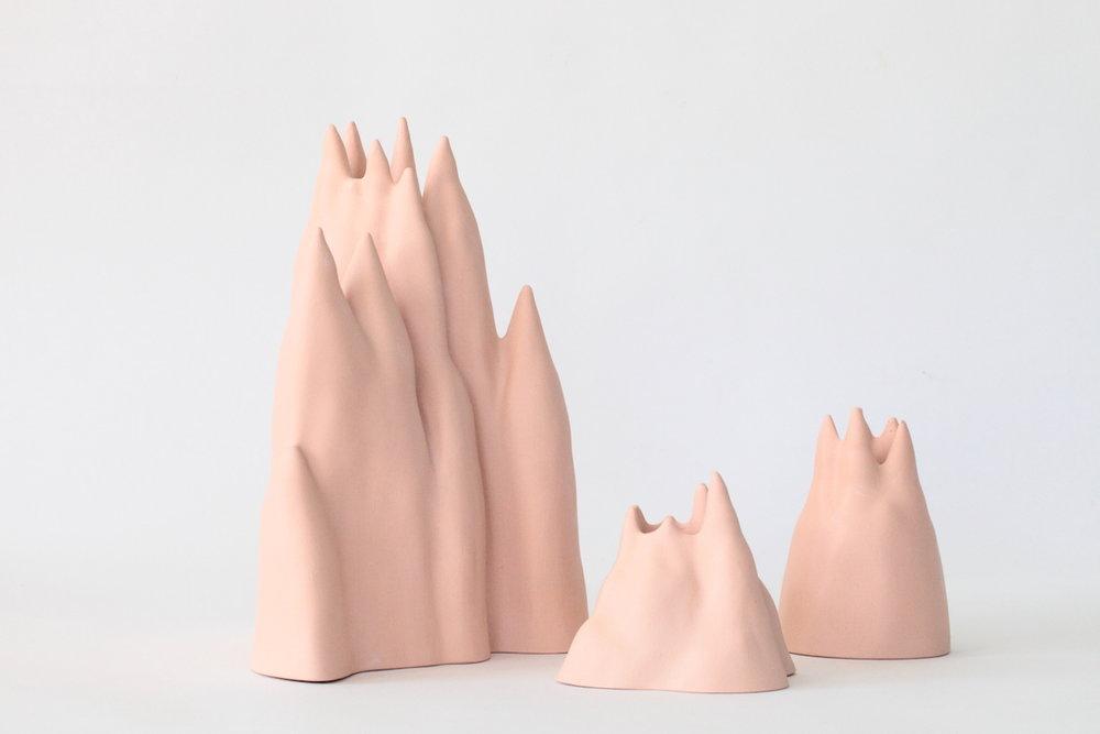 Gustaf Nordenskiöld - Beardrops, Ceramics (2011)