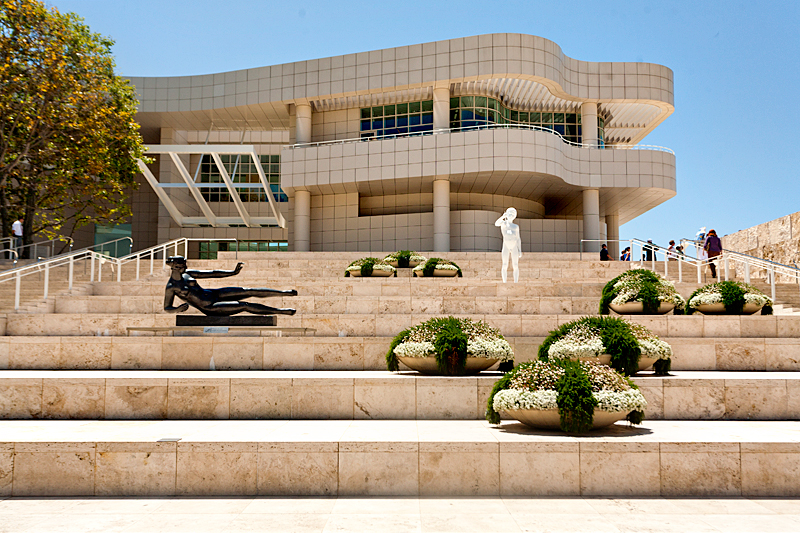 The Getty Museum - Los Angeles