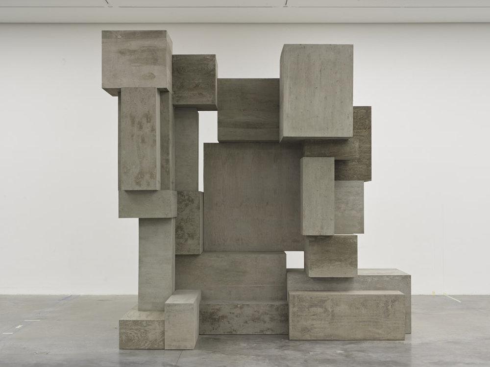Anthony Gormley - Block (2016)