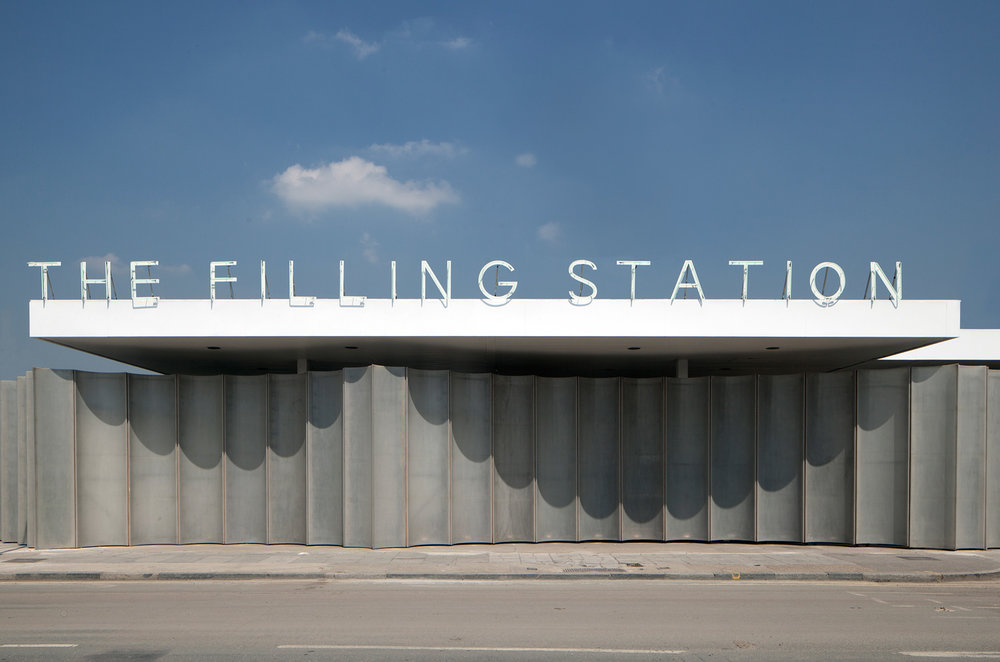 Carmody Groarke - The Filling Station