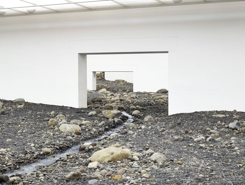 Olafur Eliasson - Riverbeds