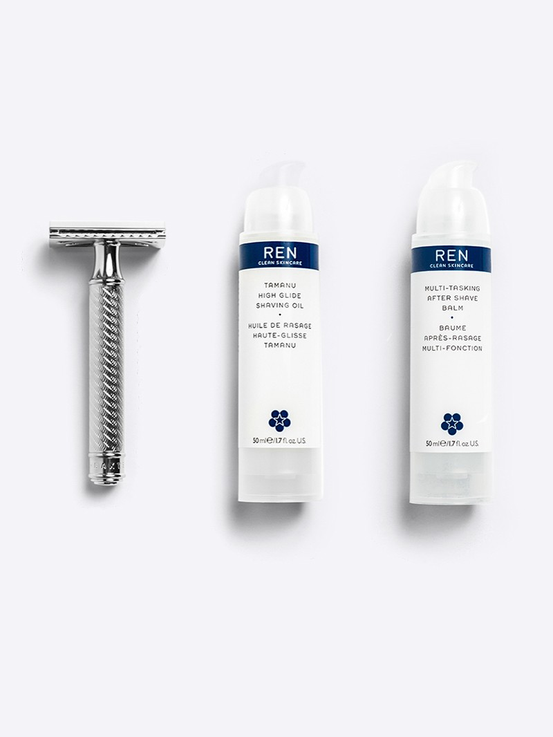 Natural Shave Kit - LEARN MORE