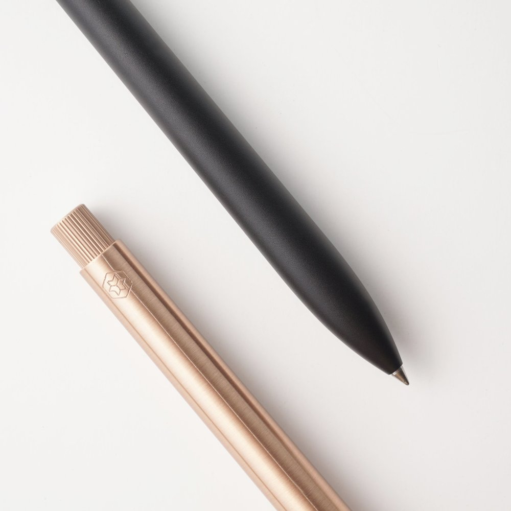 Refined Hi-grade Aluminium Pen by AJOTO | Manchester from £ 140   LEARN MORE
