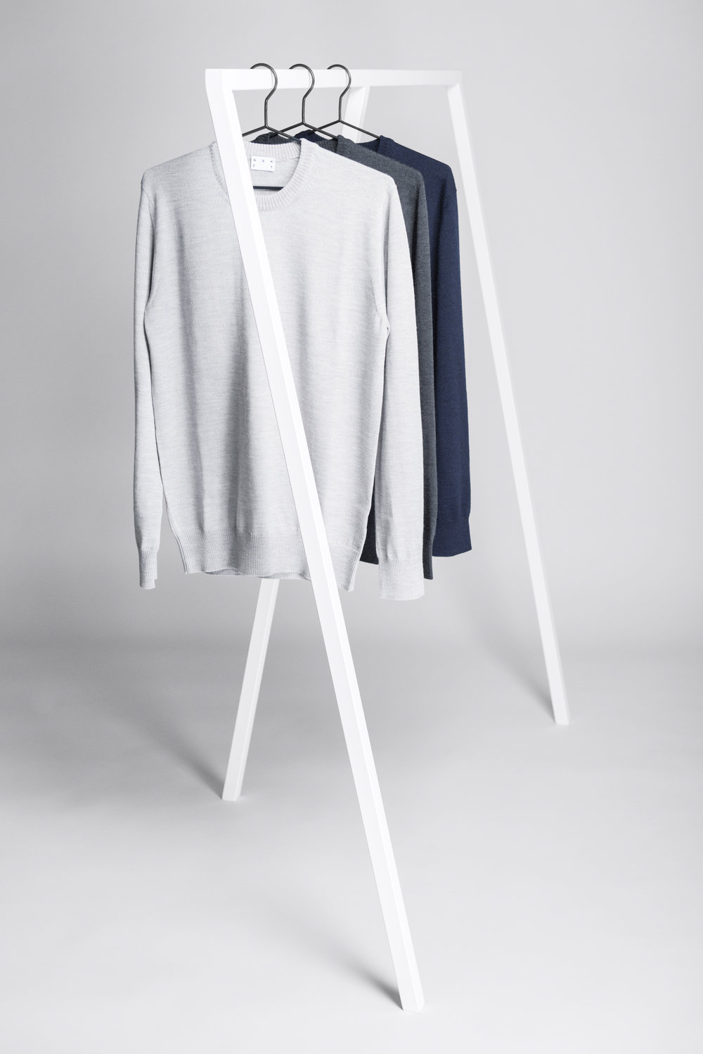 Extra-Fine Australian Merino Wool   Sweater   by   ASKET | Stockholm   € 85    LEARN MORE